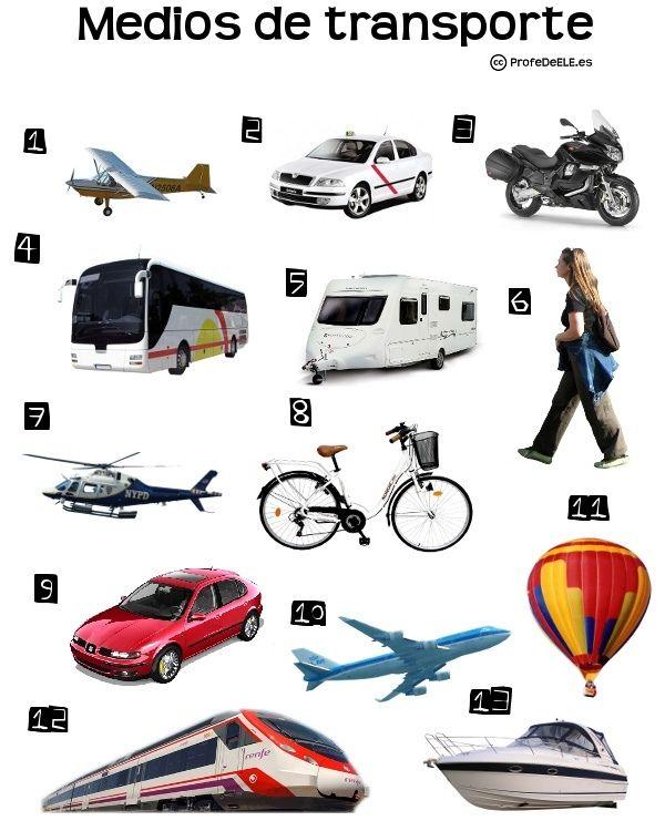 119 Best Images About Medios De Transporte On Pinterest