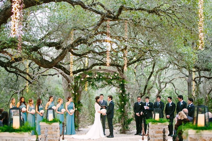 Best 25 Wedding Under Trees ideas on Pinterest  Forest wedding reception Outdoor wedding