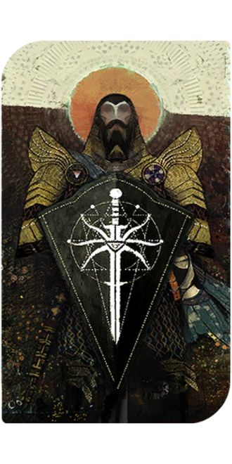 48 best images about Dragon Age Inquisition tarot card on