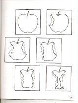 269 best images about Thema appels kleuters / Apple theme