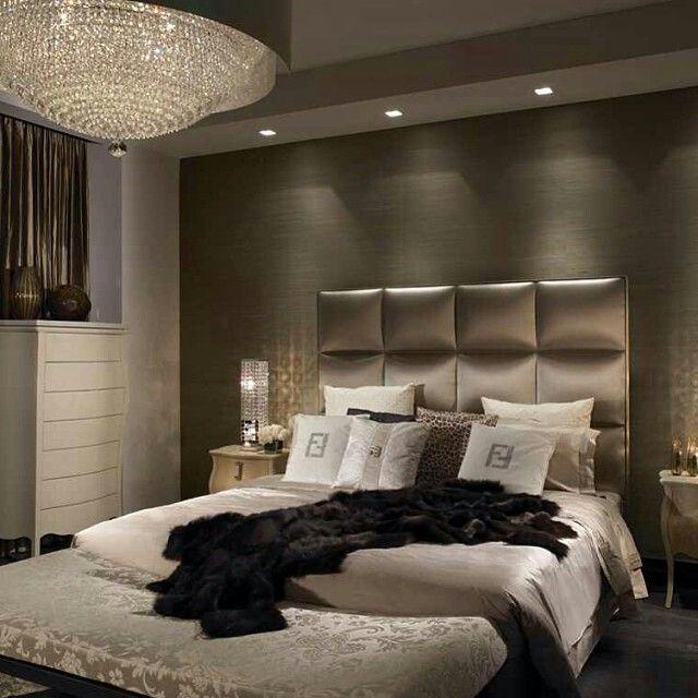 Fendi Bedding  Furniture  Home Decor  More  Pinterest  Fendi Accent walls and Furniture