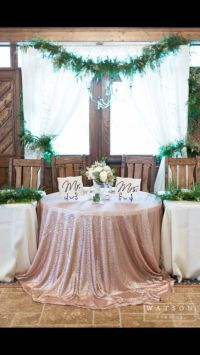 1000+ ideas about Sweetheart Table Decor on Pinterest ...
