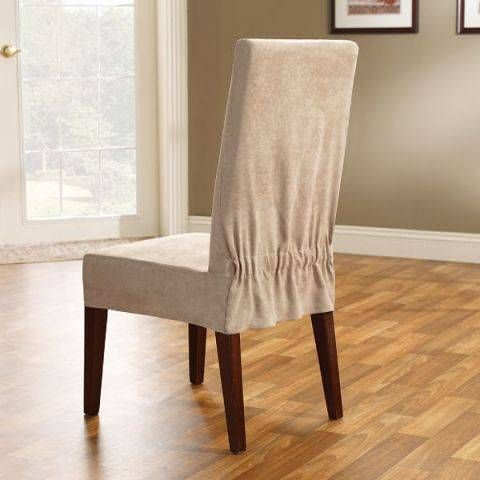 making adirondack chair cushions folding desk combo 25+ best ideas about dining slipcovers on pinterest   seat covers, ...