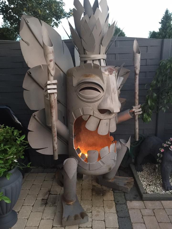 17 Best Images About Fire Pits On Pinterest Metal Fire