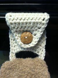 17 Best ideas about Crochet Towel Holders on Pinterest ...