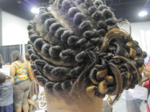 109 Best Images About Natural Hair Styles For My Girls On