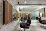 essential hair salon kc design