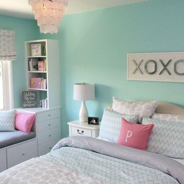 teenage girls bedroom paint color ideas Best 25+ Teen bedroom colors ideas on Pinterest