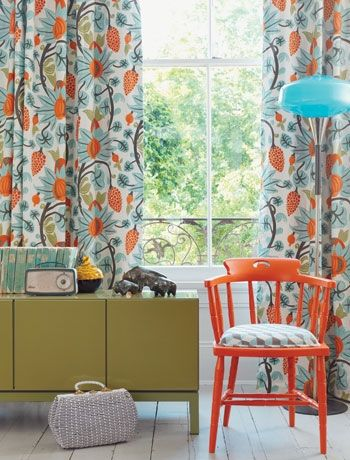 25 Best Ideas About Bright Curtains On Pinterest Girls Room