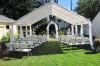 25+ best ideas about Backyard wedding ceremonies on ...