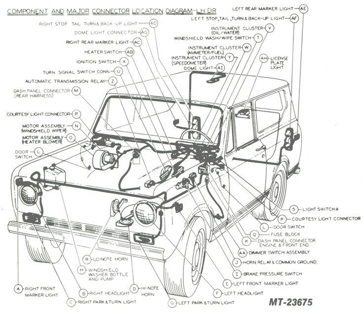 Wiring Diagram International 345 Engine Truck