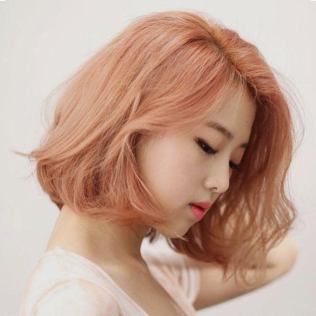 25 best ideas about Korean  short  hairstyle  on Pinterest