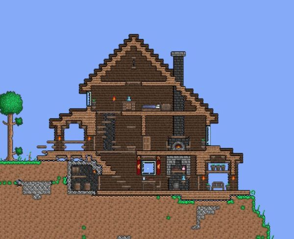 17 Best images about Terraria on Pinterest Mansions