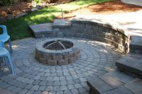 42 best images about fire pits on Pinterest | Backyards ...
