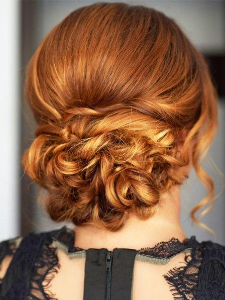 Die Besten 25 Frisur Hochgesteckt Ideen Auf Pinterest