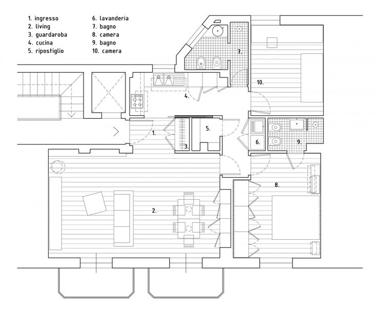 1000+ images about Architecture: Floor Plans on Pinterest