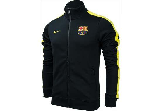 Nike Barcelona Authentic N98 Jacket Free Shipping