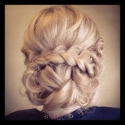 bridal braid updo hair and beauty
