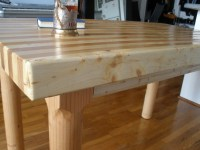 17 best ideas about Butcher Block Dining Table on ...
