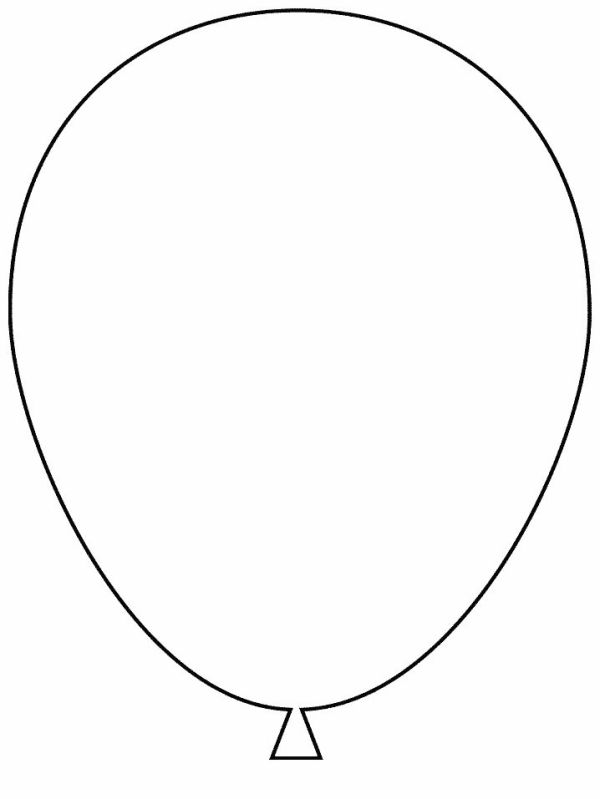 ideas balloon template