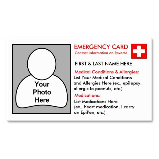 26 best images about DYI/kids: ID Cards ( you can put