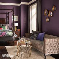 Best 20+ Plum walls ideas on Pinterest | Purple bedroom ...