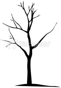 1323 best images about * Tree Silhouettes, Vectors