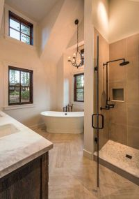 1000+ ideas about Rustic Modern Bathrooms on Pinterest