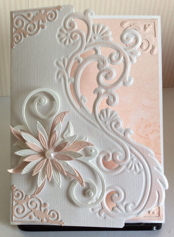 686 Best Images About Cards Using Die Cuts On Pinterest