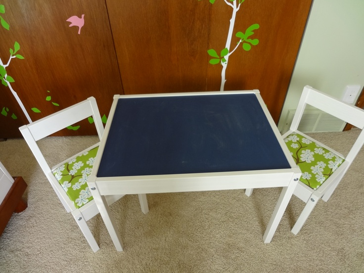 folding chair hack covers grand rapids 36 best images about ikea latt table ideas on pinterest | and chairs, chalkboard ...