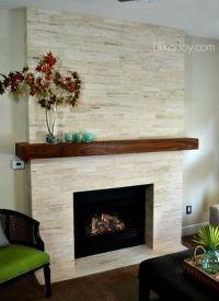 25+ best ideas about Modern fireplace decor on Pinterest ...
