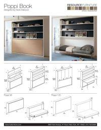 Best 25+ Wall beds ideas on Pinterest