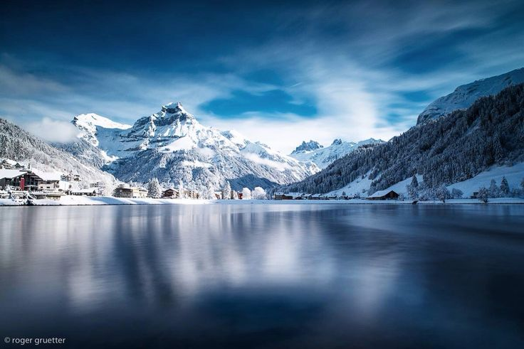 Engelberg Is A Winter Wonderland Picture By Wwwnikonitach OUR Engelberg Pinterest