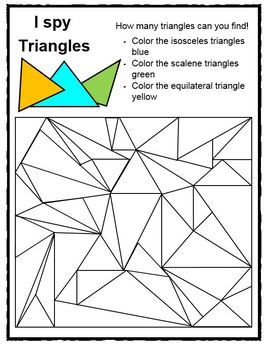 25+ Best Ideas about Classifying Triangles on Pinterest