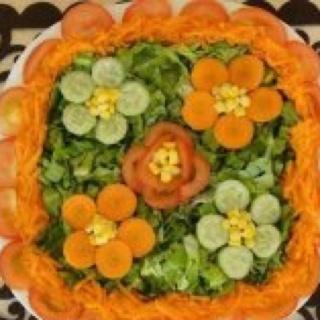 50 Best Images About Salad Decoration On Pinterest Vegetables