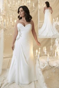 88 best images about Plus Size Wedding Dresses on