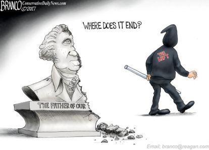 Afbeeldingsresultaat voor confederate statues cartoon