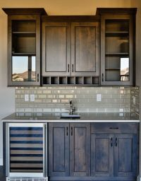 17+ best ideas about Bar Cabinets on Pinterest | Wet bar ...