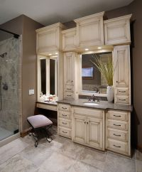 Custom Bathroom Vanity Cabinets - WoodWorking Projects & Plans