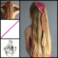 25+ best ideas about Ribbon hairstyle on Pinterest ...