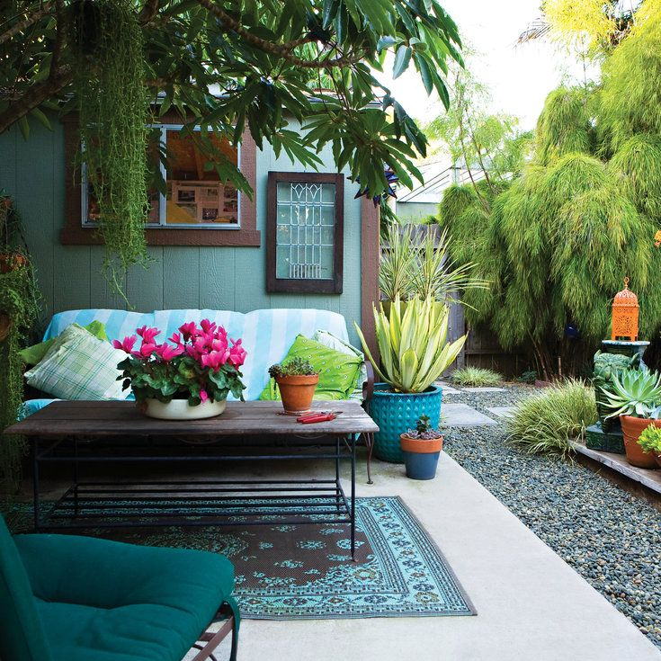 25 Best Ideas About Small Yard Design On Pinterest Small