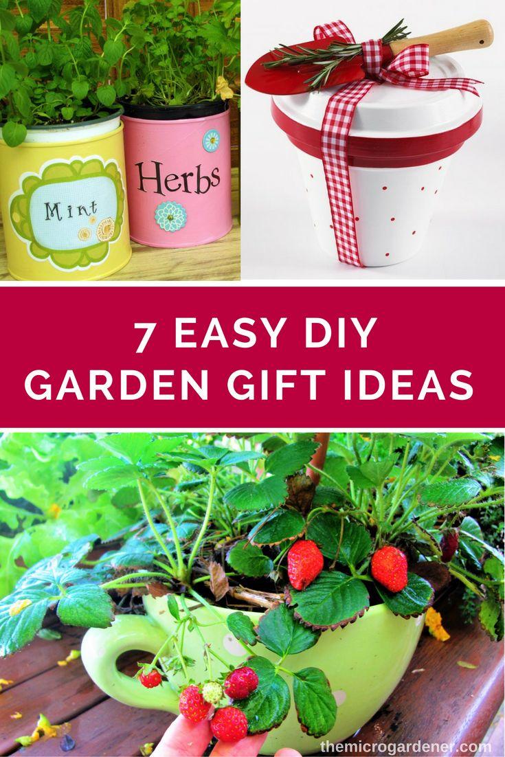 82 Best Images About Garden Gift Ideas On Pinterest Gardens
