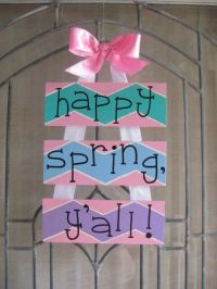 16 best images about Spring Door Decorations on Pinterest ...