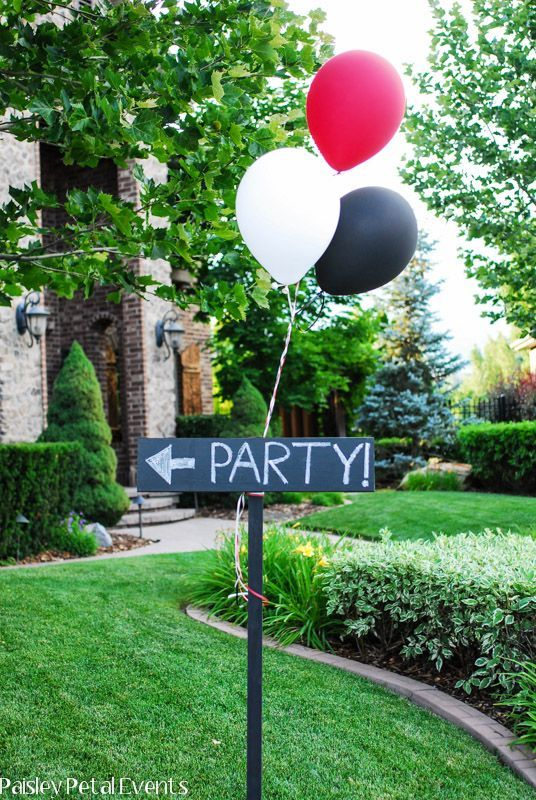 25 Best Ideas About Chalkboard Party On Pinterest Photo Drop