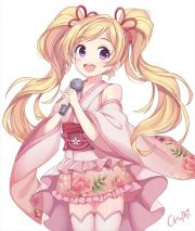 manga fille chanteuse mangas