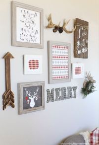 1000+ ideas about Christmas Wall Art on Pinterest ...