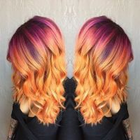 25+ best ideas about Wild hair colors on Pinterest   Crazy ...