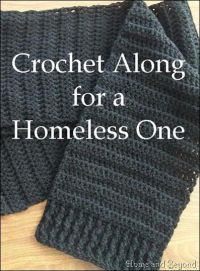 Crochet Along for a Homeless One | Successes caring for ...