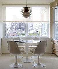 Uptown Home | Shawn Henderson eames chair marble table ...