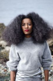 ideas natural hair